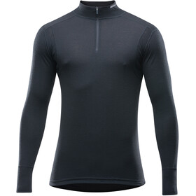 Devold M's Hiking Half Zip Neck Shirt Black